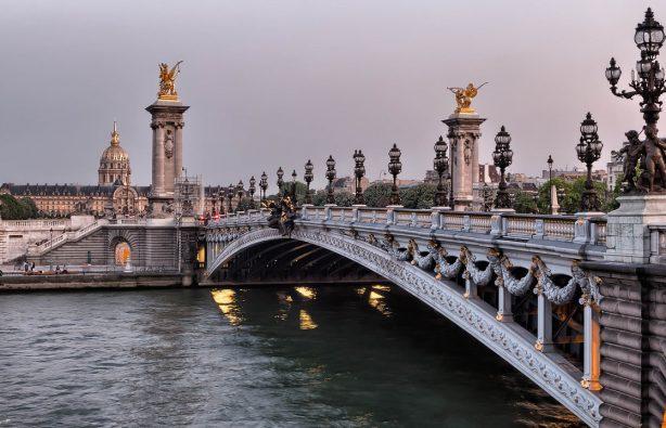 В Париже построят три новых моста через Сену