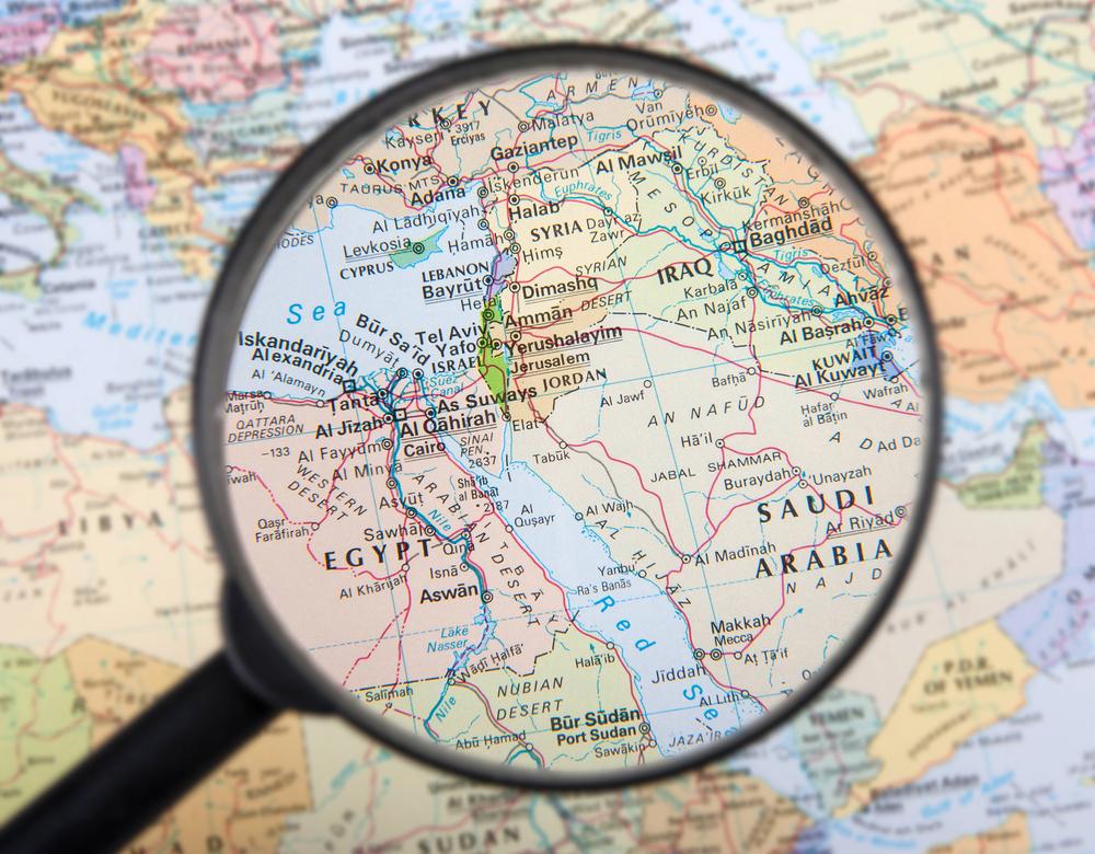 Красавицы Ирака и Израиля спровоцировали новый конфликт