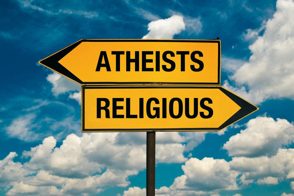 Вам здесь не рады: в 85 странах мира атеисты подвергаются дискриминации