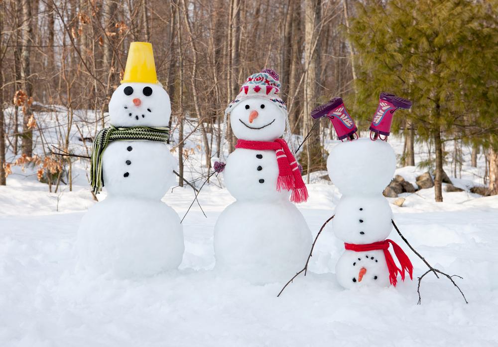 Запорожская епархия УПЦ проведет парад снеговиков