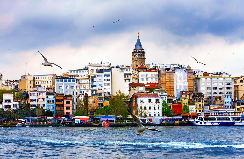Украина заняла 7-е место в списке топ-стран турпотока в Турцию