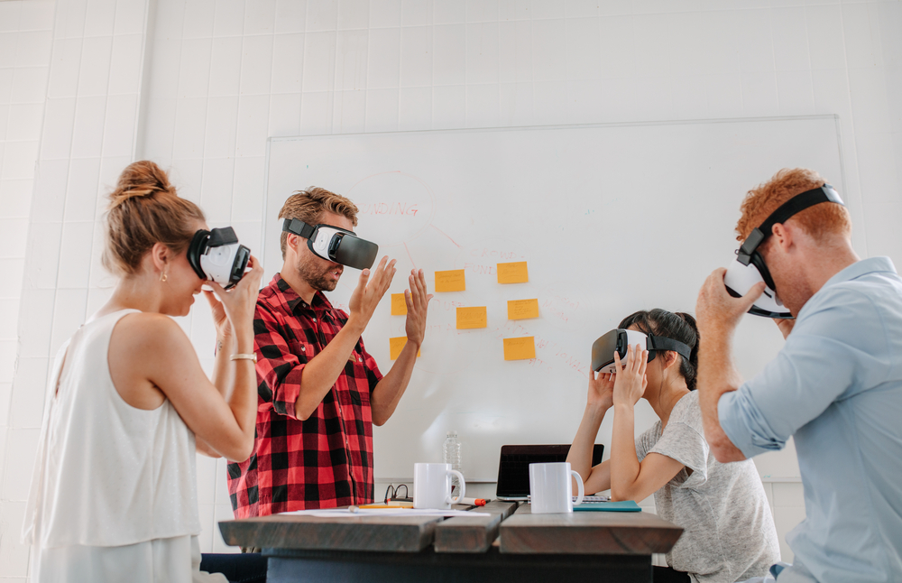 В ресторанах будут кормить в виртуальной реальности