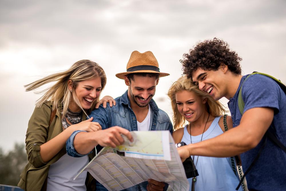 Названы лучшие туристические направления 2018 года