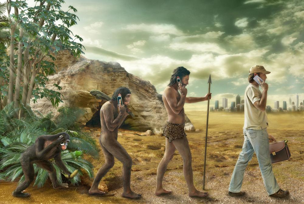 Эволюция человека закончилась, впереди только деградация — ученые.Вокруг Света. Украина