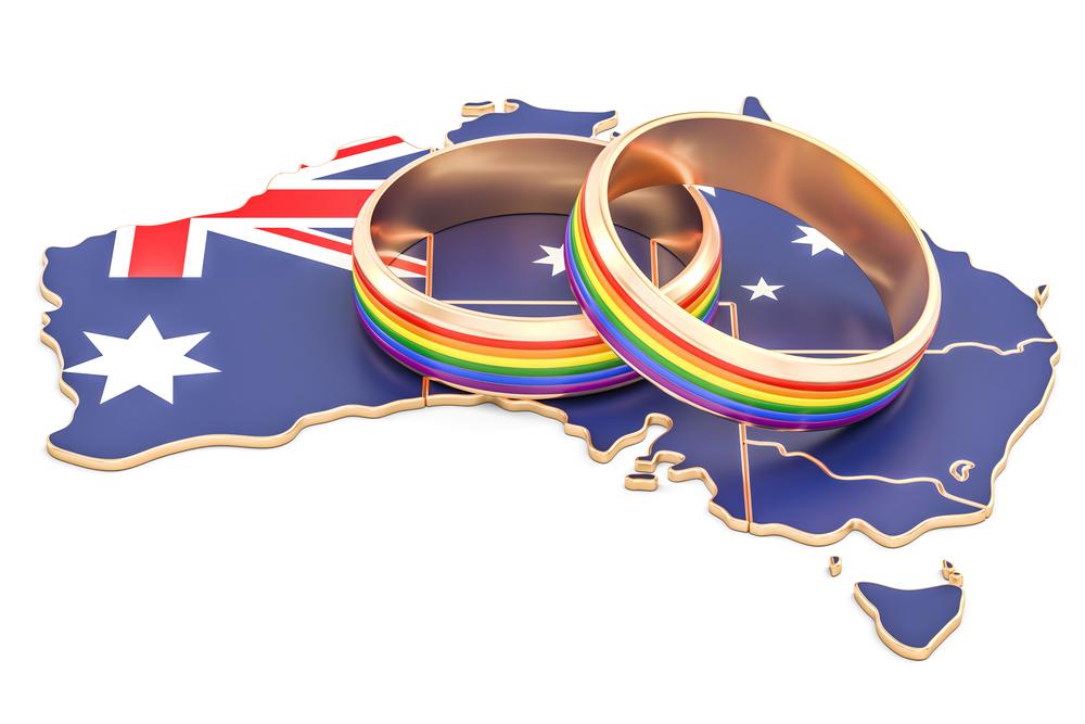 В Австралии легализовали однополые браки.Вокруг Света. Украина