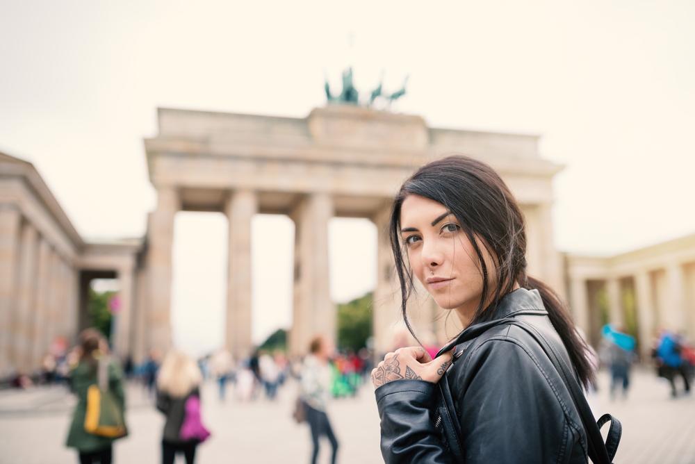 В Берлине в новогоднюю ночь женщин будут охранять от домогательств