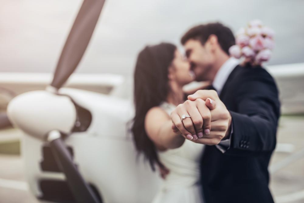 Скоро в аэропорту «Борисполь» можно будет пожениться