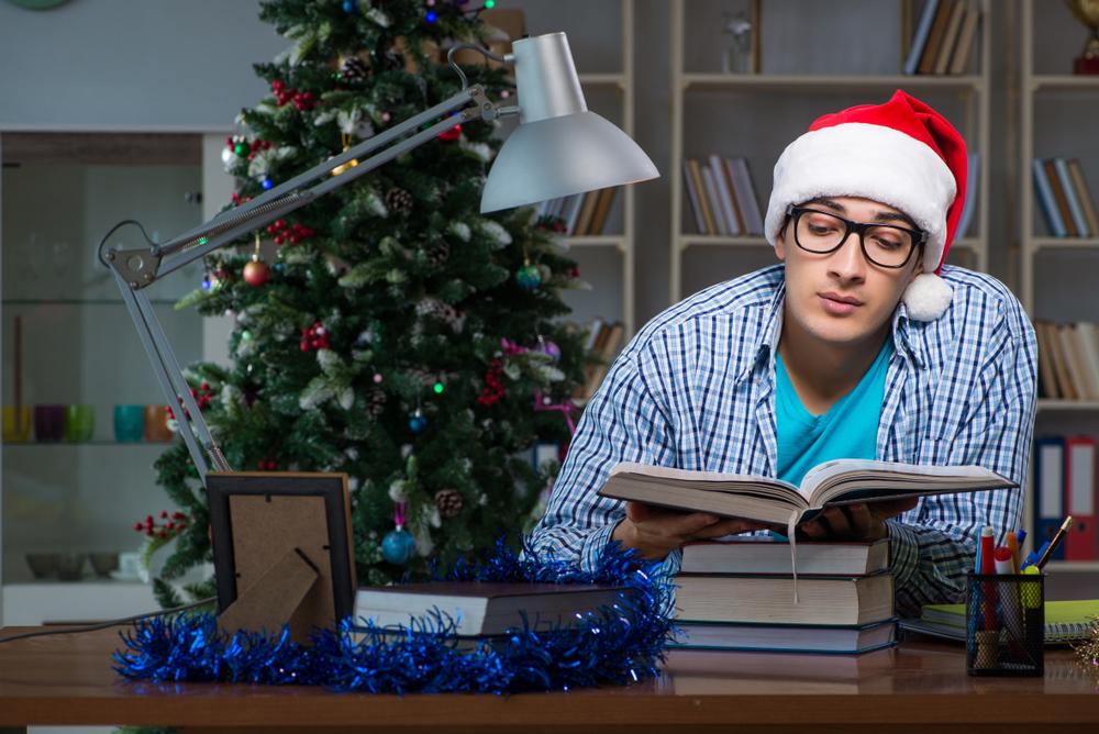 В США открылась школа Санта-Клаусов