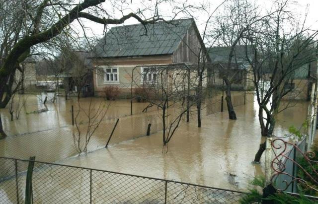 Паводок в Закарпатье: местных жителей эвакуируют