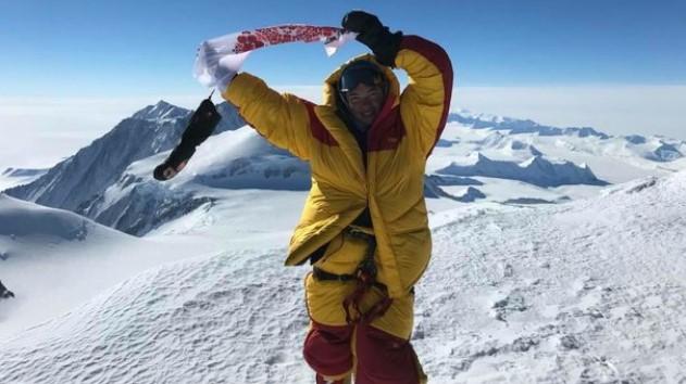 Первая украинка, которая покорила 7 высочайших вершин мира.Вокруг Света. Украина
