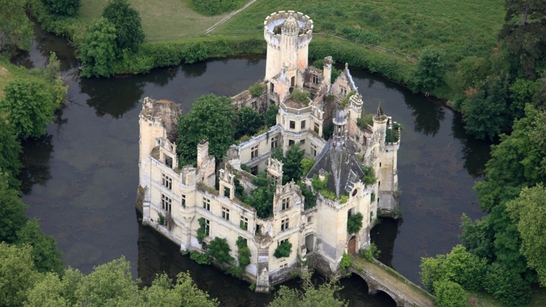На ремонт французского замка через краудфандинг собрали 1,6 млн евро