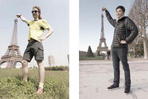 Французский и китайский Париж: найдите 10 отличий