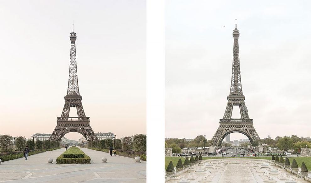 Французский и китайский Париж: найдите 10 отличий Французский и китайский Париж: найдите 10 отличий 1 60