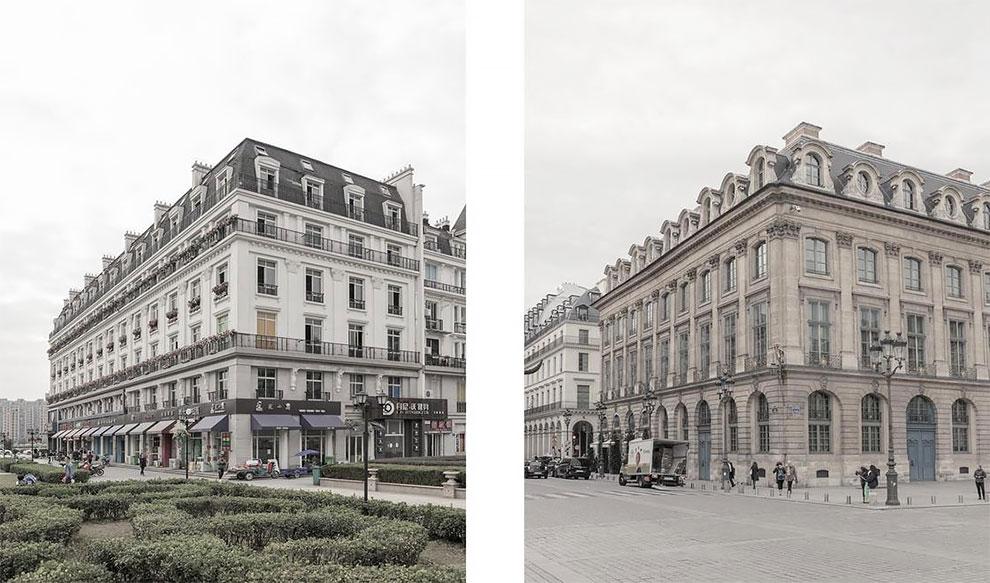 Французский и китайский Париж: найдите 10 отличий Французский и китайский Париж: найдите 10 отличий 10 41
