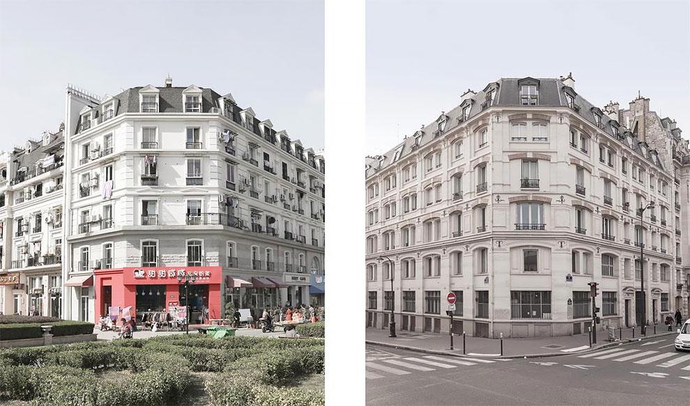 Французский и китайский Париж: найдите 10 отличий Французский и китайский Париж: найдите 10 отличий 11 39