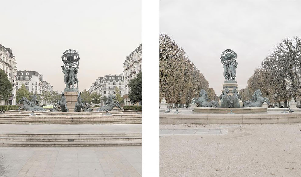 Французский и китайский Париж: найдите 10 отличий Французский и китайский Париж: найдите 10 отличий 13 35