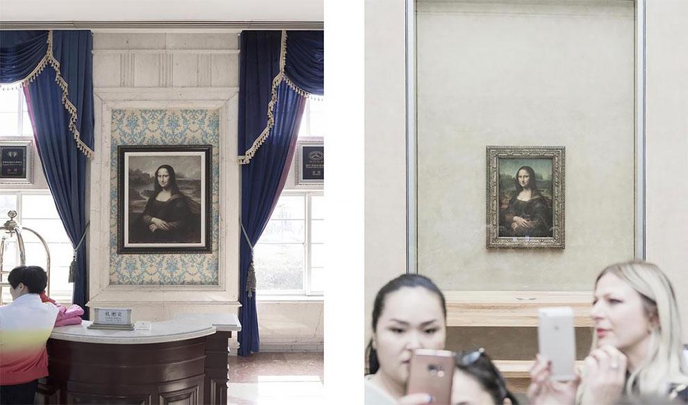 Французский и китайский Париж: найдите 10 отличий Французский и китайский Париж: найдите 10 отличий 15 31