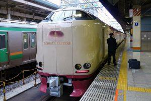 Как выглядит плацкарт в японском ночном поезде