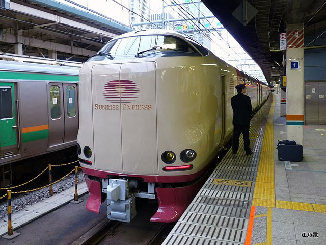 Как выглядит плацкарт в японском ночном поезде.Вокруг Света. Украина