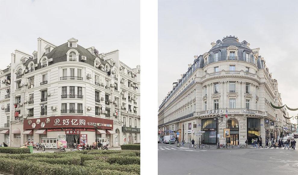 Французский и китайский Париж: найдите 10 отличий Французский и китайский Париж: найдите 10 отличий 2 56