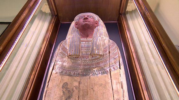 Ученые расшифровали скрытые письмена на древних мумиях