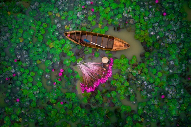 ТОП впечатляющих снимков, сделанных с дрона ТОП впечатляющих снимков, сделанных с дрона 4 19