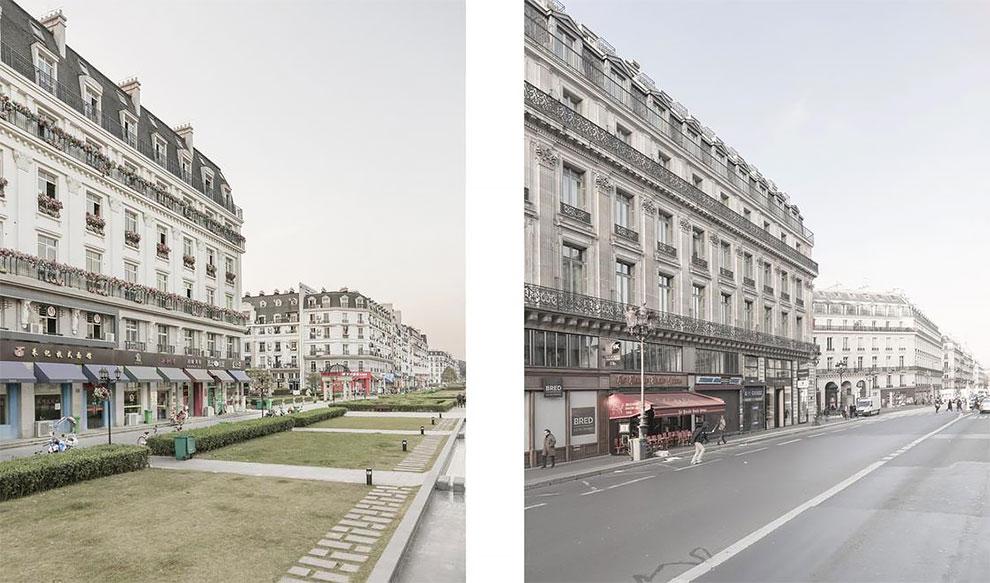 Французский и китайский Париж: найдите 10 отличий Французский и китайский Париж: найдите 10 отличий 4 56