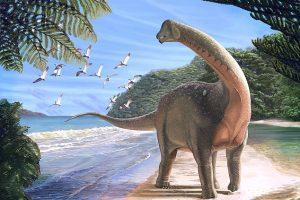 В Сахаре обнаружили новый вид гигантского динозавра