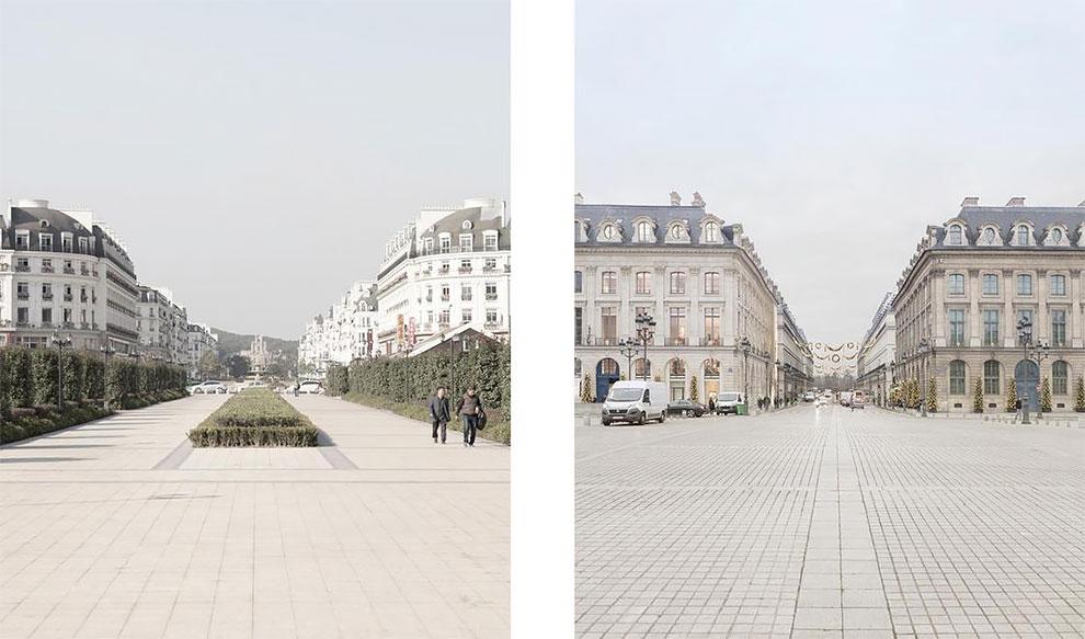 Французский и китайский Париж: найдите 10 отличий Французский и китайский Париж: найдите 10 отличий 9 43