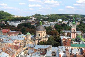 10 стран, откуда чаще всего туристы приезжают во Львов