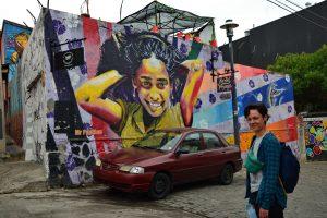 Райская долина: лестницы, фуникулеры и граффити в Вальпараисо