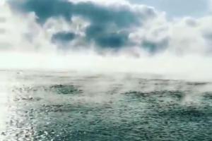 Мексиканский залив задымился (видео)