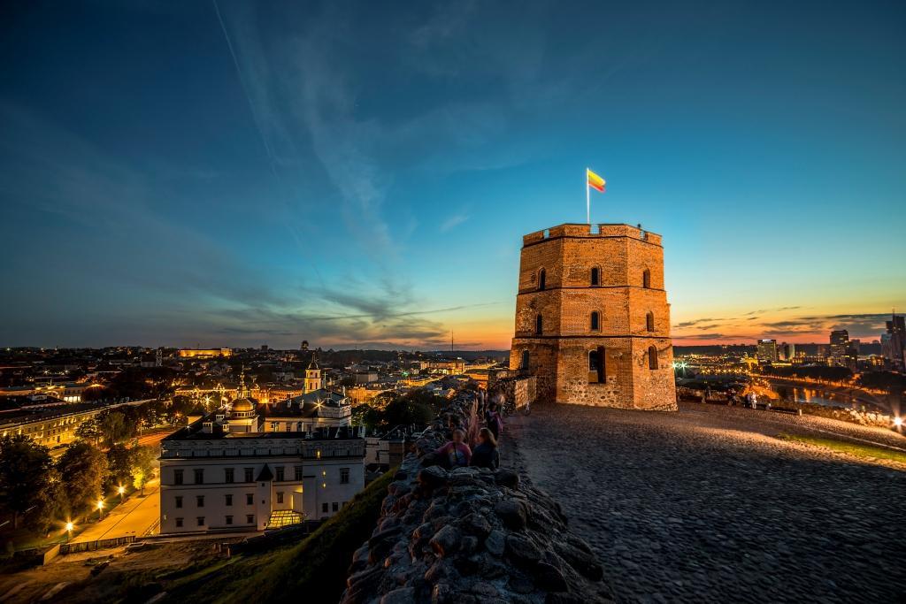 Машина времени по-литовски: почему стоит съездить в Вильнюс в феврале