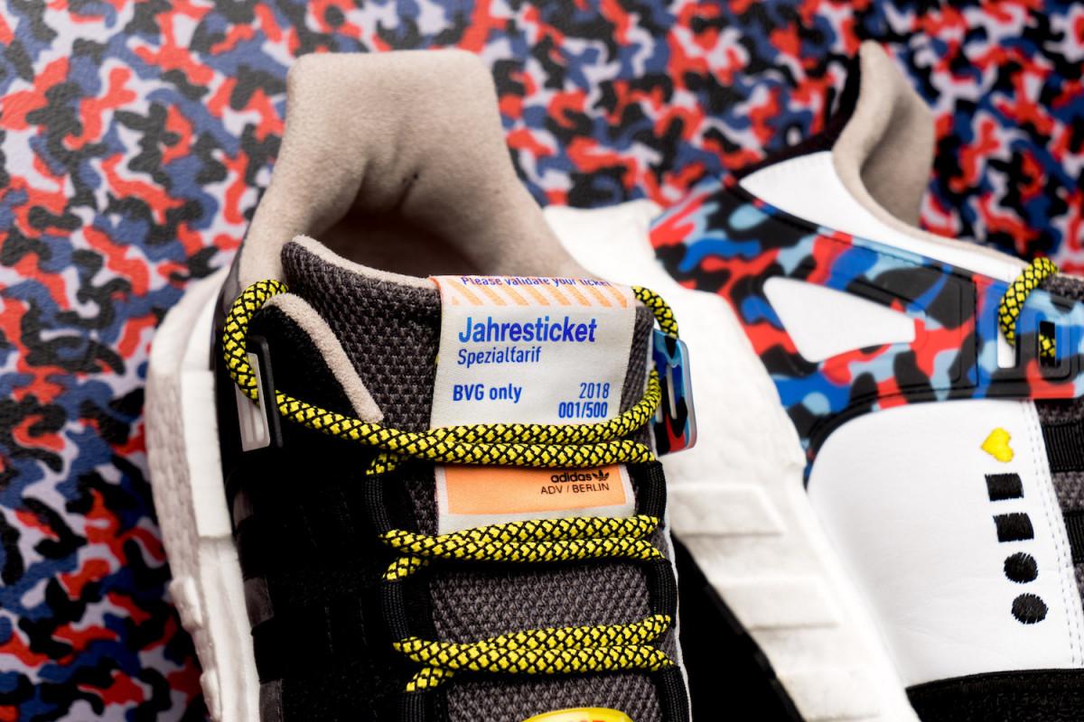 В Берлине выпустили кроссовки со вшитыми проездными.Вокруг Света. Украина