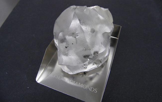 В ЮАР обнаружили алмаз-рекордсмен