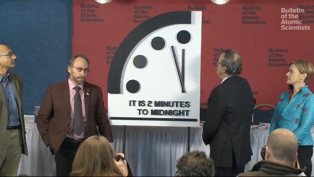 Как работают Часы Судного дня Как работают Часы Судного дня chasy