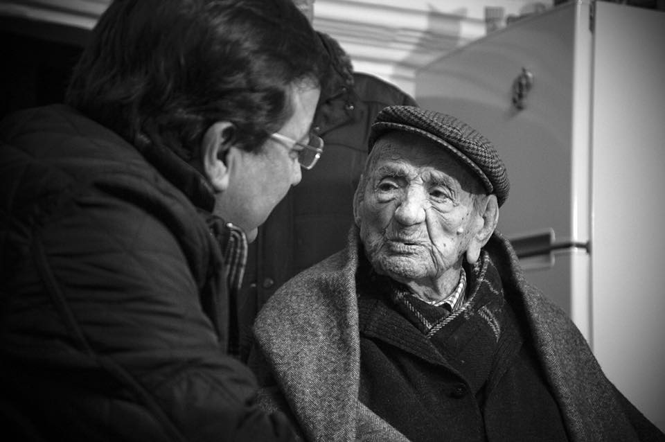 В Испании умер самый старый мужчина на планете.Вокруг Света. Украина