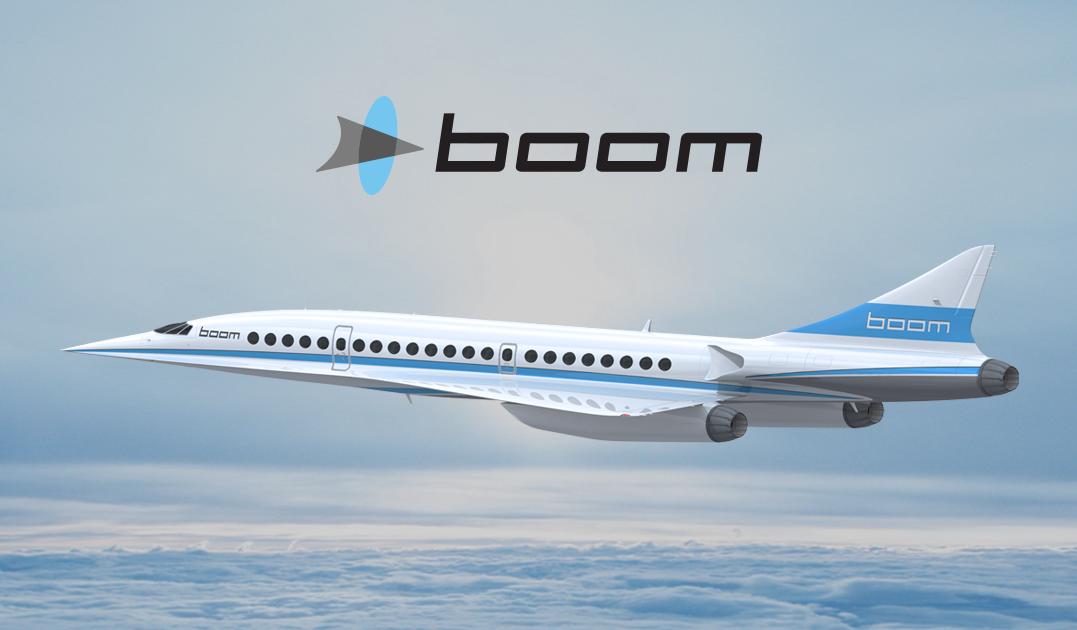 Из Нью-Йорка в Лондон за 3 часа: американцы строят сверхзвуковой самолет