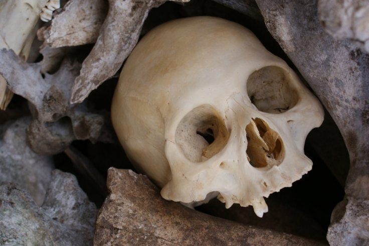 В Ирландии нашли доисторическую пещеру для ритуальных похорон.Вокруг Света. Украина
