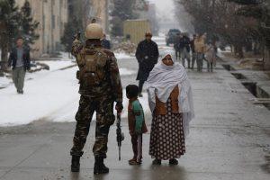 МИД Украины попросил украинцев не ездить в Афганистан