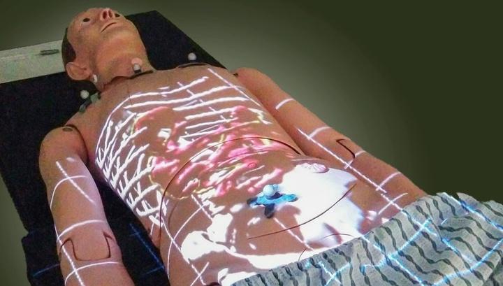 Дополненная реальность позволит медикам видеть пациента насквозь