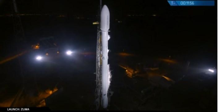SpaceX запустила на орбиту секретный аппарат.Вокруг Света. Украина
