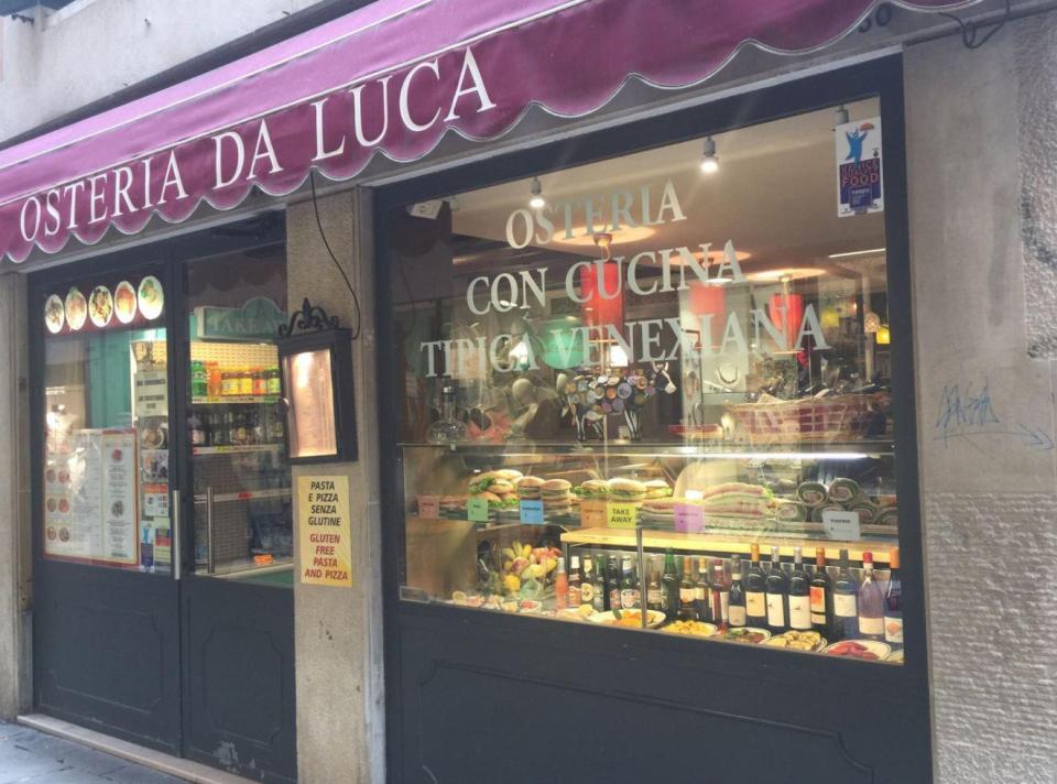 Ресторан в Венеции, где обсчитали туристов, оштрафовали.Вокруг Света. Украина