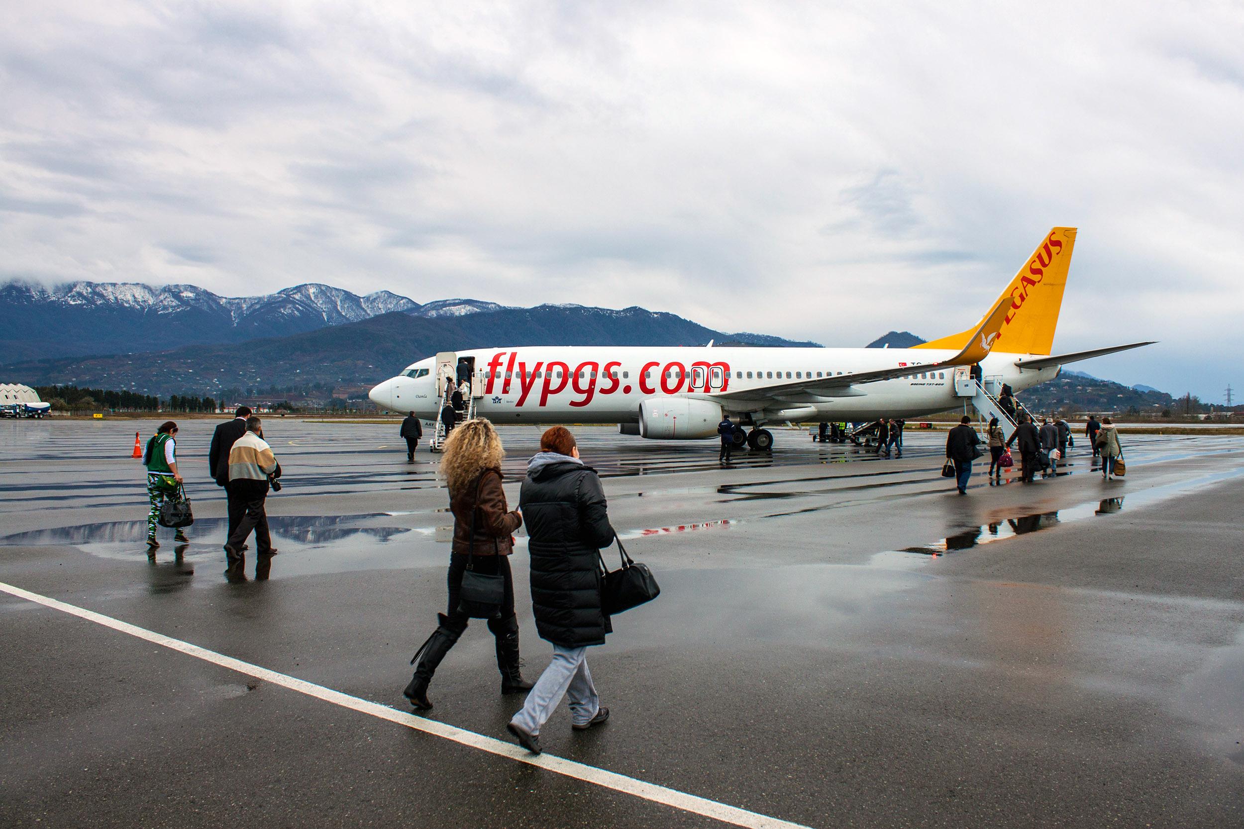 Летом открывается новый рейс Львов – Батуми