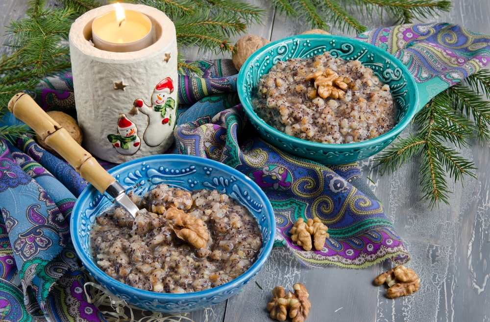 5 рецептов Рождественской кутьи