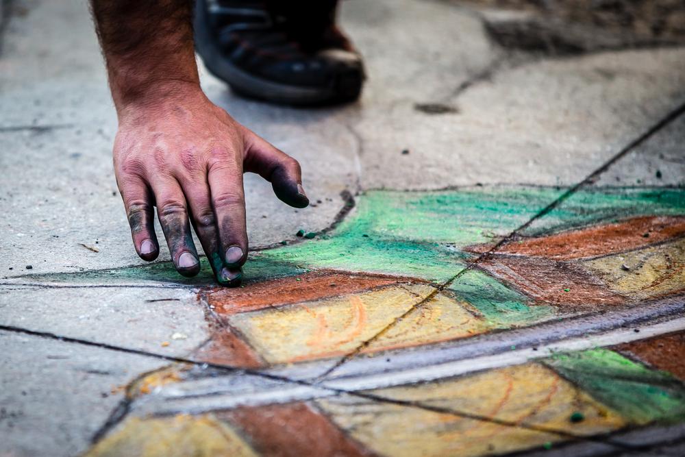 Украинские муралы вошли в коллекцию Best Street Art 2017.Вокруг Света. Украина