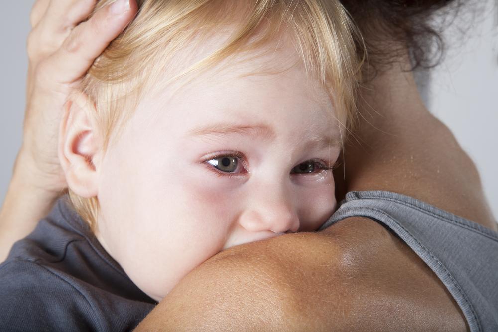 Младенцы также болеют послеродовой депрессией Младенцы также болеют послеродовой депрессией shutterstock 263808545