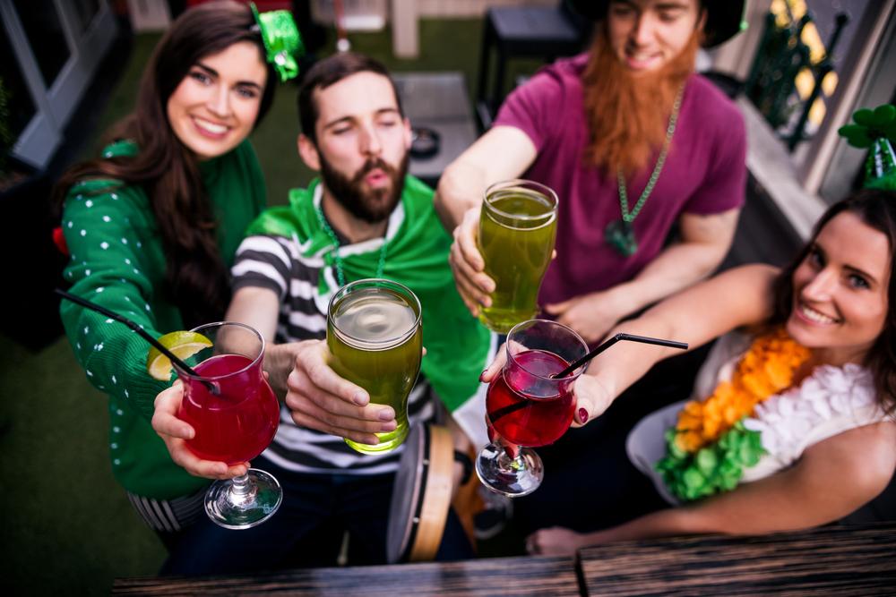 В Ирландии разрешили выпивать перед Пасхой