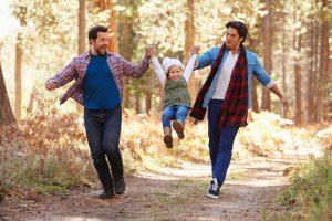 В Швейцарии однополым парам разрешили усыновлять детей