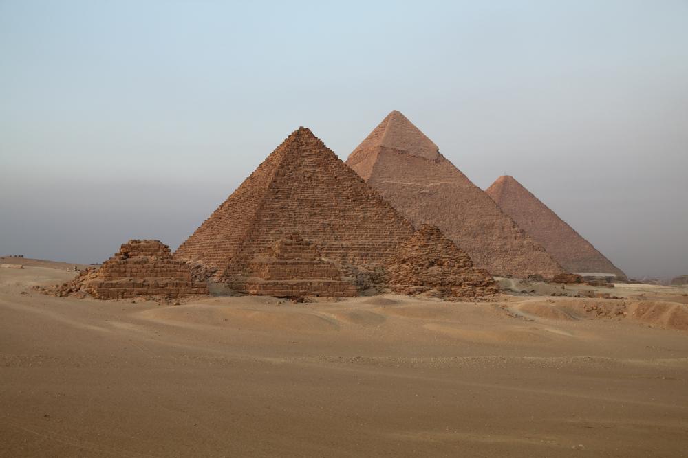 Трон из метеоритного железа: раскрыто содержание секретной комнаты в пирамиде Хеопса